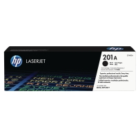 HP 201A Black Original LaserJet Toner Cartridge (CF400A)