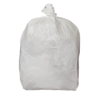 WHITE 15 X 24 X 24 INCH LIGHT DUTY SQUARE BIN LINER - PACK OF 500