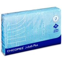 CHICOPEE J-CLOTH LAVETTE BLUE - PACK OF 50
