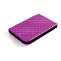 VERBATIM 53212 2.5   PORTABLE HDD HARD DISC DRIVE PURPLE