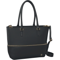 "WENGER EVA 13"" LADIES TOTE BAG BLACK"