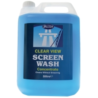DECOSOL CLEARVIEW SCREENWASH CONCENTRATE 5 LITRE