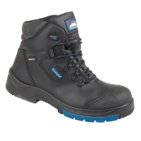 HIMALAYAN 5160 HYGRIP WATERPROOF SAFETY BOOT BLACK SIZE 10