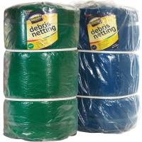 ROLL BLUE DEBRISNETTING 50MTR 2MTR plastic