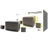 THONET & VANDER TH-03539  RISS  2.1 SOUND SYSTEM BLACK / GREY