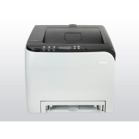 RICOH SPC252DN - 20 PPM A4 COLOUR LASER PRINTER