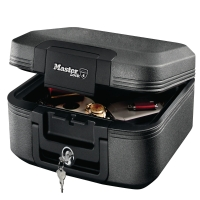 MASTERLOCK A4 FIRE AND WATER RESISTANT SECURITY CHEST