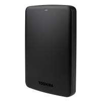 TOSHIBA 500GB CANVIO BASICS PORTABLE HDD