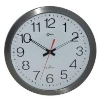 ORIUM WATERPROOF CLOCK 35 SILVER